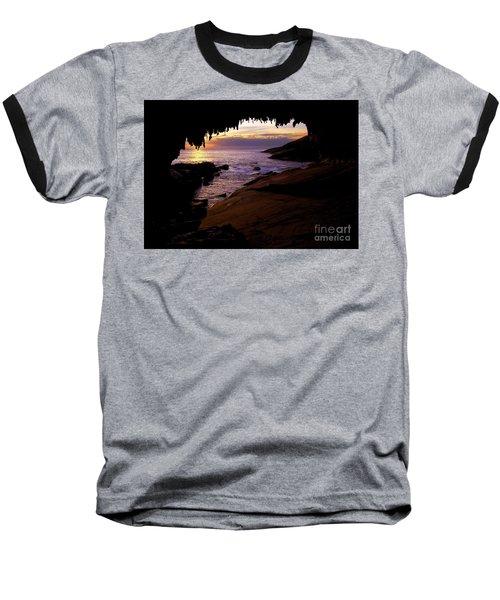 Admiral's  Arch Sunset Baseball T-Shirt