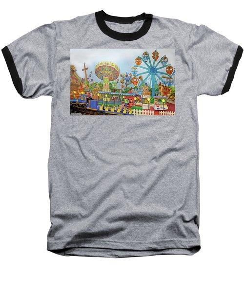 Adventureland Baseball T-Shirt