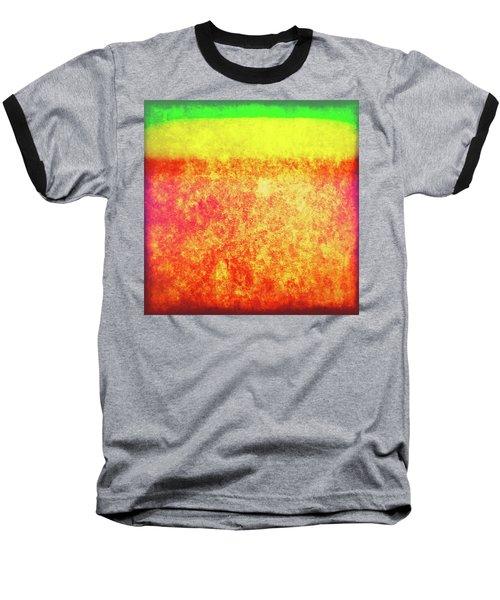 After Rothko 8 Baseball T-Shirt