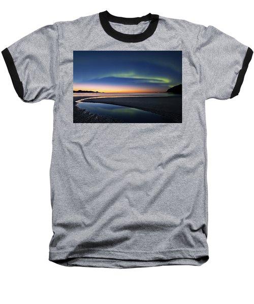 After Sunset II Baseball T-Shirt