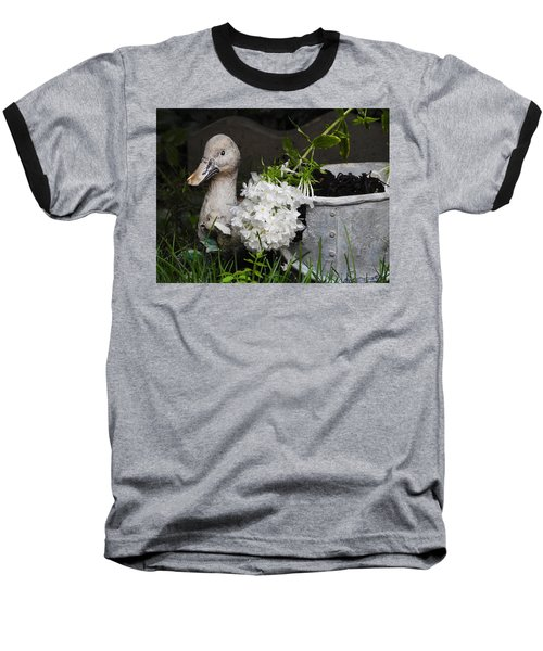 Baseball T-Shirt featuring the photograph After The Rain by Betty-Anne McDonald