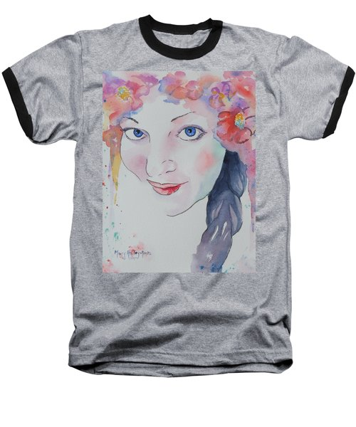 Alisha Baseball T-Shirt