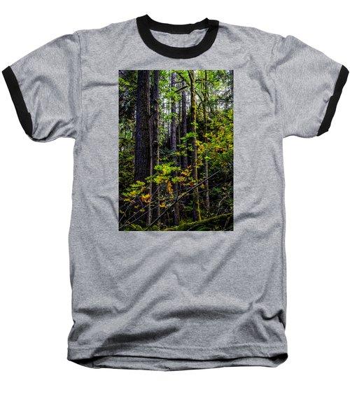 All Lit Up Baseball T-Shirt