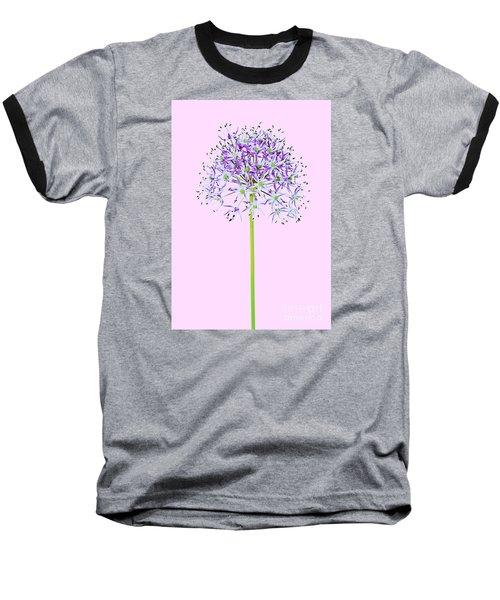 Allium Baseball T-Shirt