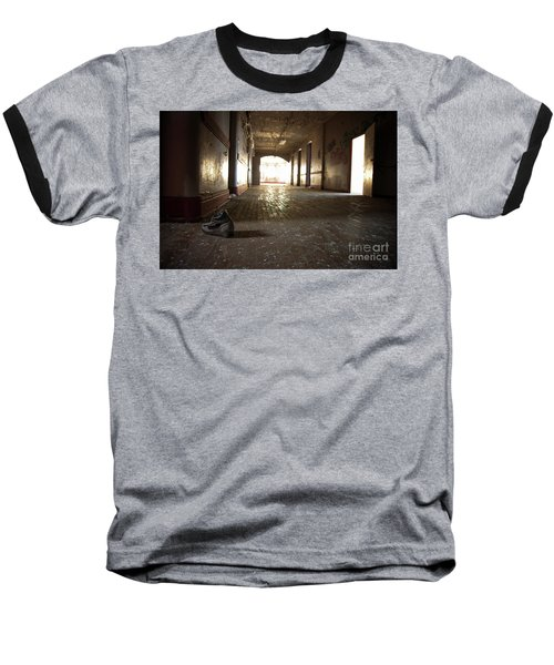 Alone Baseball T-Shirt