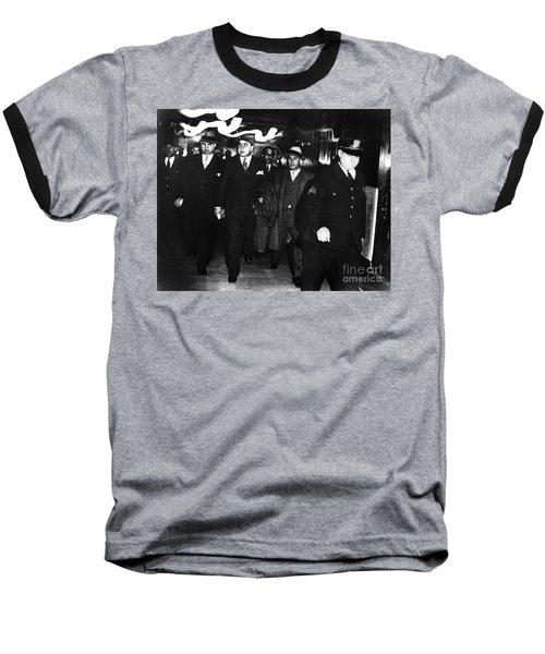 Alphonse Capone (1899-1947) Baseball T-Shirt