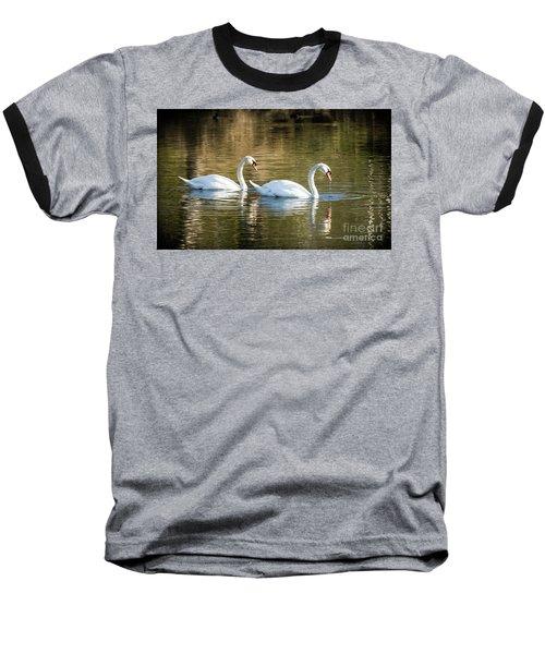 Always Together Wildlife Art By Kaylyn Franks Baseball T-Shirt
