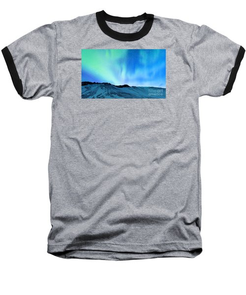 Amazing Northern Light Baseball T-Shirt