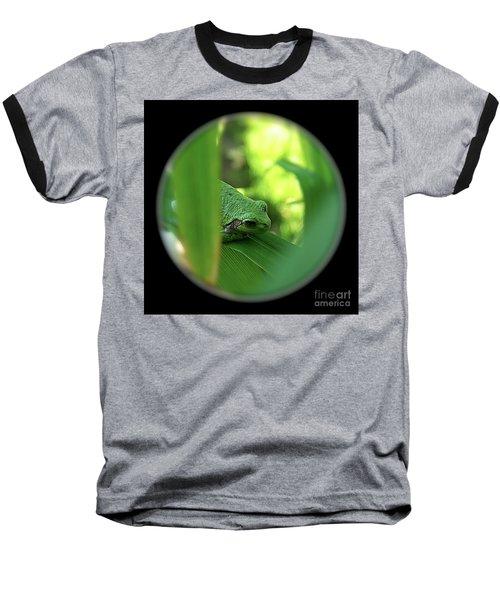 Ambiguous Baseball T-Shirt by Sue Stefanowicz
