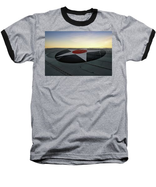 American Morning Baseball T-Shirt