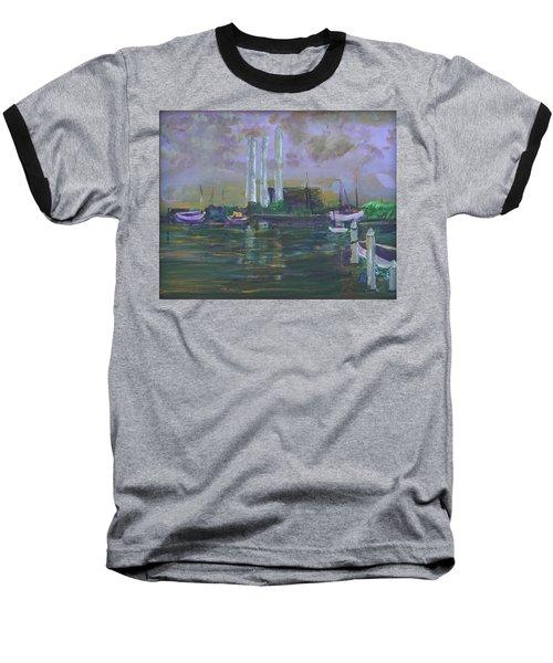 An Ancient Power Baseball T-Shirt