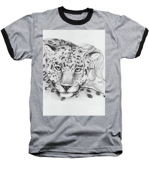 Anam Leopards Baseball T-Shirt