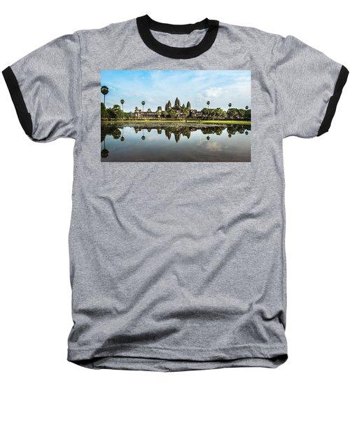 Angkor Wat Baseball T-Shirt