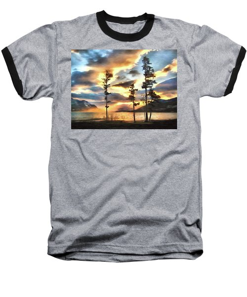 Baseball T-Shirt featuring the photograph Anniversary by Kathy Bassett