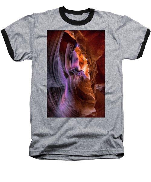 Antelope Canyon #6 Baseball T-Shirt