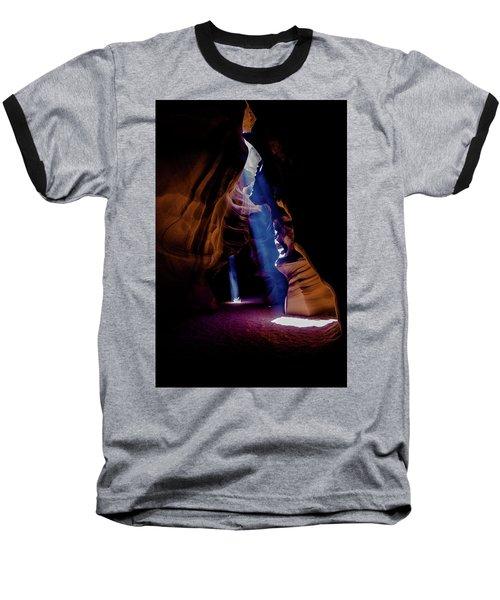 Antelope Canyon Baseball T-Shirt