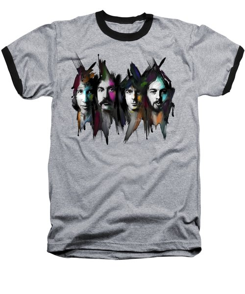 Any Colour You Like Baseball T-Shirt