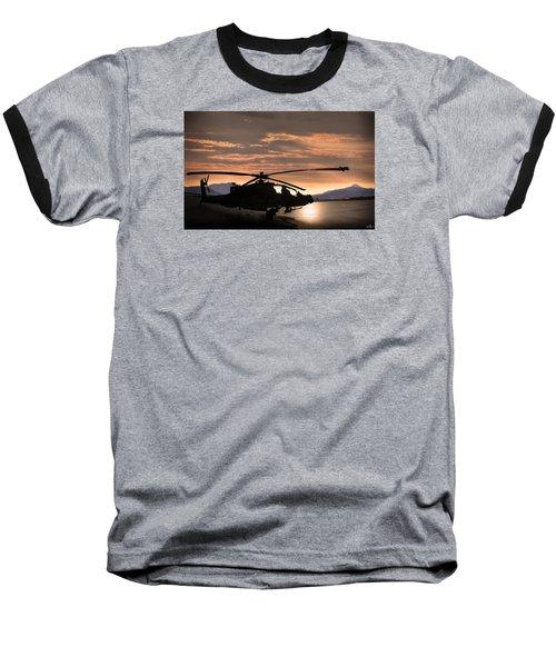 Apache Baseball T-Shirt