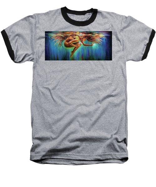 Aquarian Rebirth Baseball T-Shirt