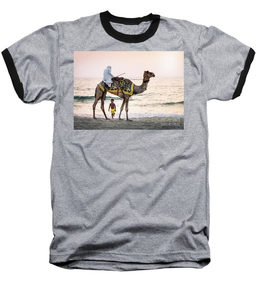 Arabian Nights Baseball T-Shirt