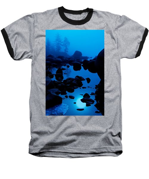 Arise From The Fog Baseball T-Shirt