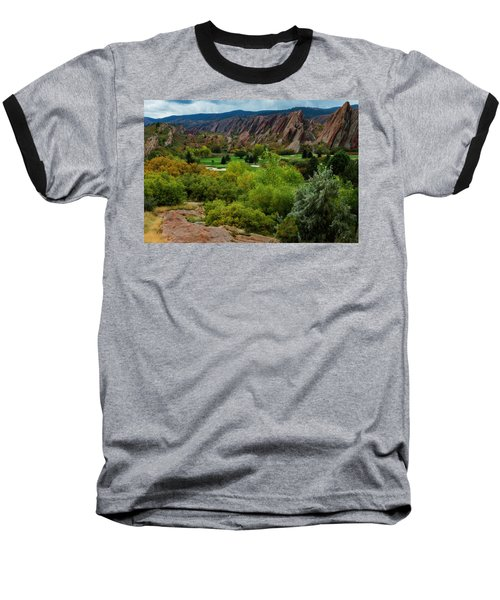 Baseball T-Shirt featuring the photograph Arrowhead by Kristal Kraft