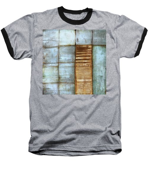 Art Print Sierra 3 Baseball T-Shirt