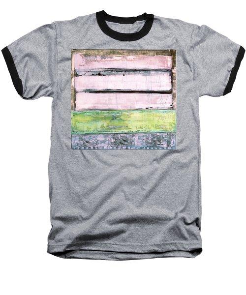 Art Print Sierra 5 Baseball T-Shirt
