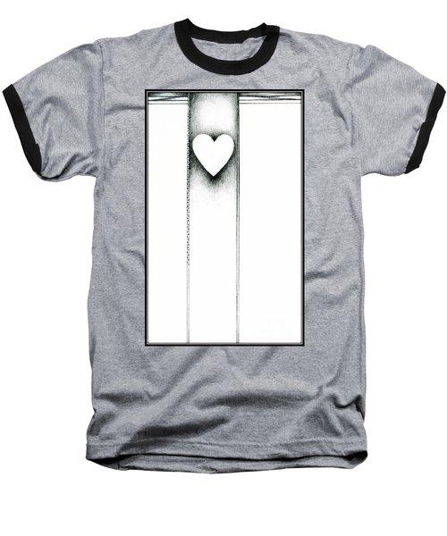 Ascending Heart Baseball T-Shirt