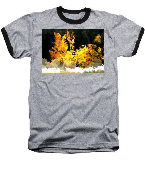 Aspen Glow Baseball T-Shirt