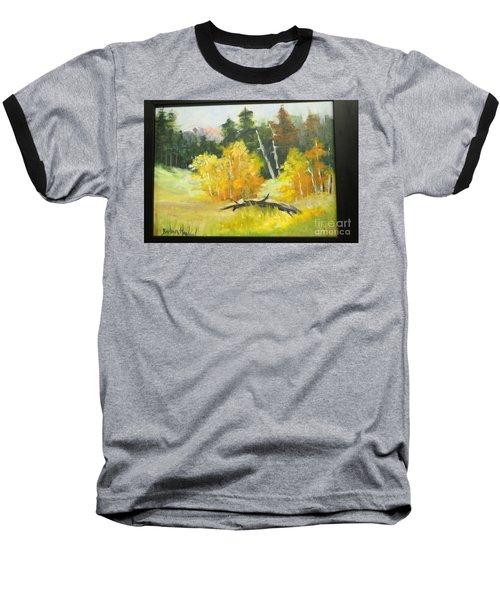 Aspens En Plein Air Baseball T-Shirt