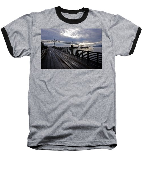 Astoria-megler Bridge 4 Baseball T-Shirt