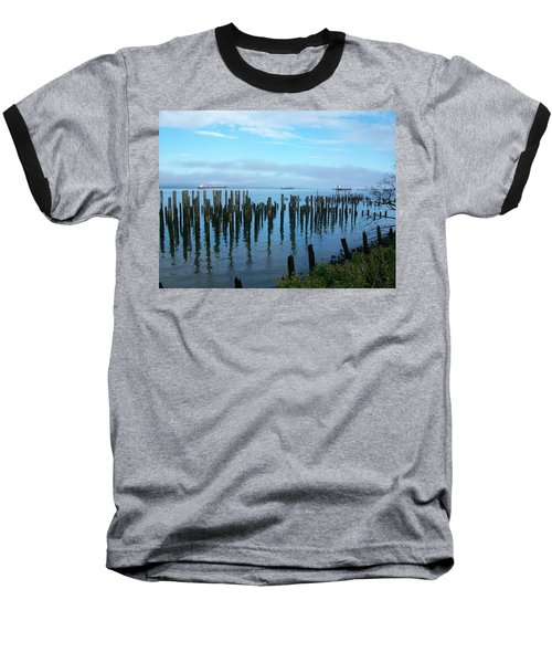 Astoria Ships II Baseball T-Shirt