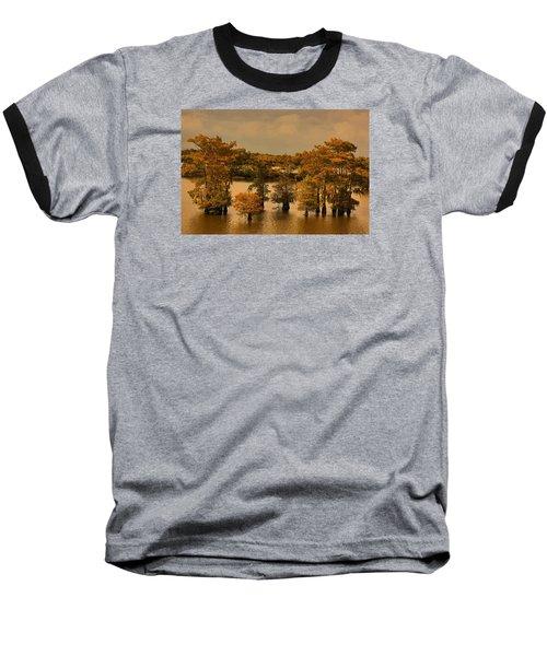 Atchafalaya Basin Baseball T-Shirt