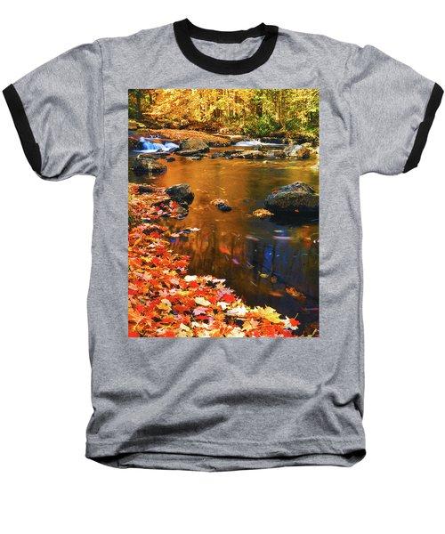 Autumn Afternoon Baseball T-Shirt