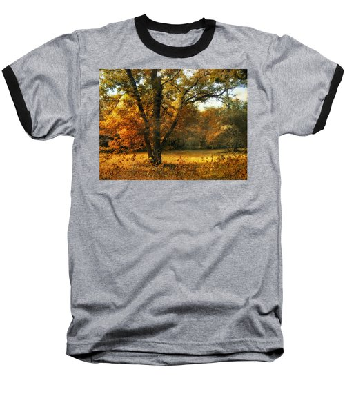 Autumn Arises Baseball T-Shirt