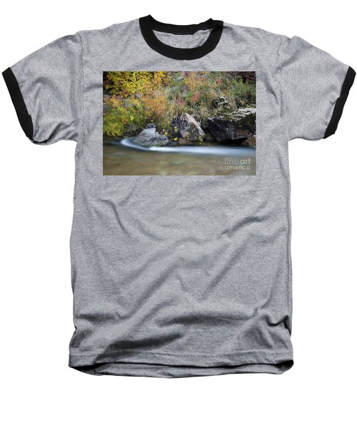 Autumn Flow Baseball T-Shirt