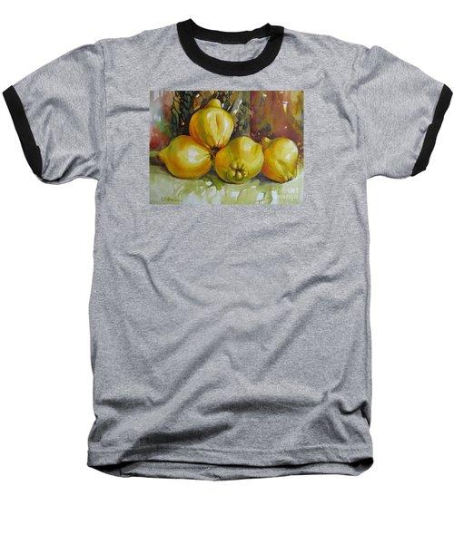 Autumn Harmony Baseball T-Shirt by Elena Oleniuc