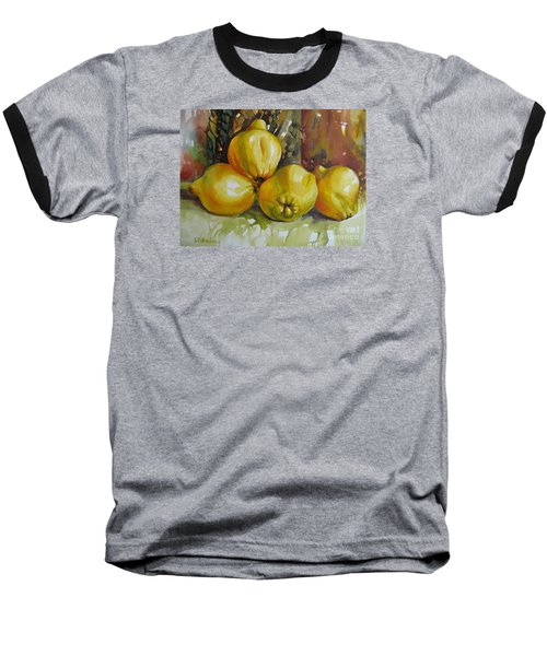 Autumn Harmony Baseball T-Shirt