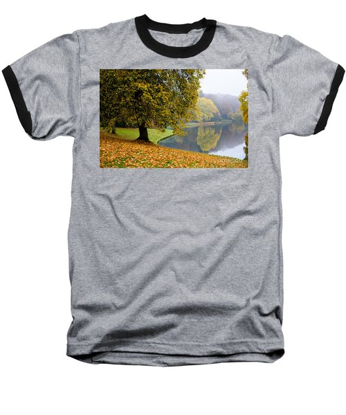 Autumn In The Park Baseball T-Shirt