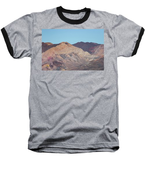Baseball T-Shirt featuring the photograph Avawatz Mountain by Jim Thompson