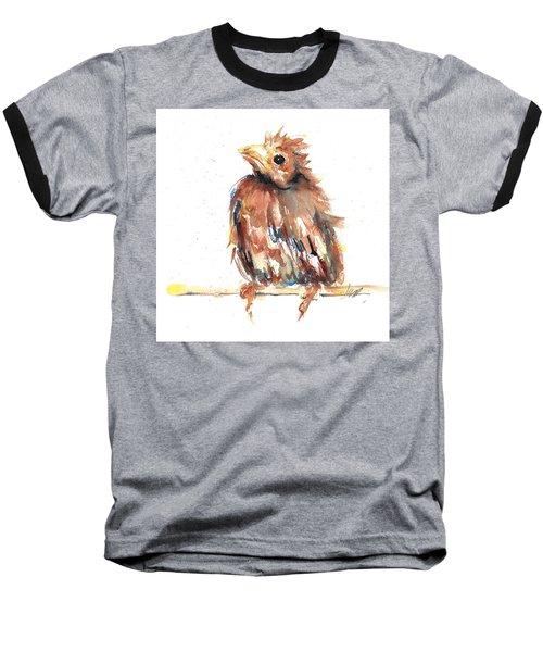 Baby Cardinal - New Beginnings Baseball T-Shirt