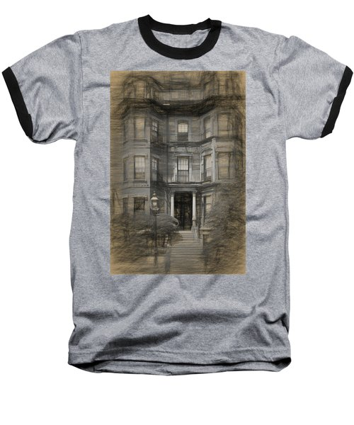 Back Bay Boston Baseball T-Shirt