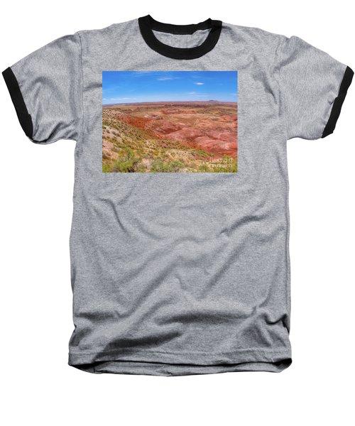 Badlands South Dakota Baseball T-Shirt