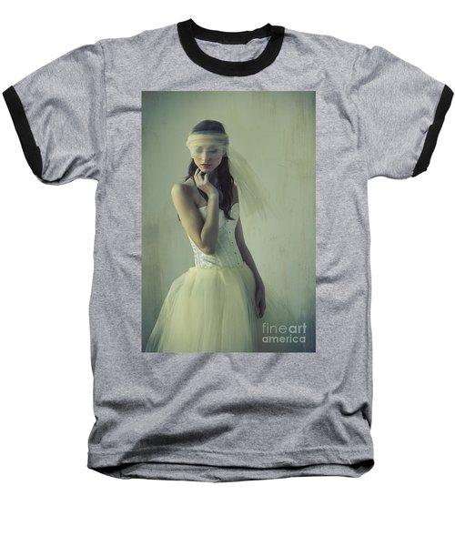 Ballerina Baseball T-Shirt by Diane Diederich
