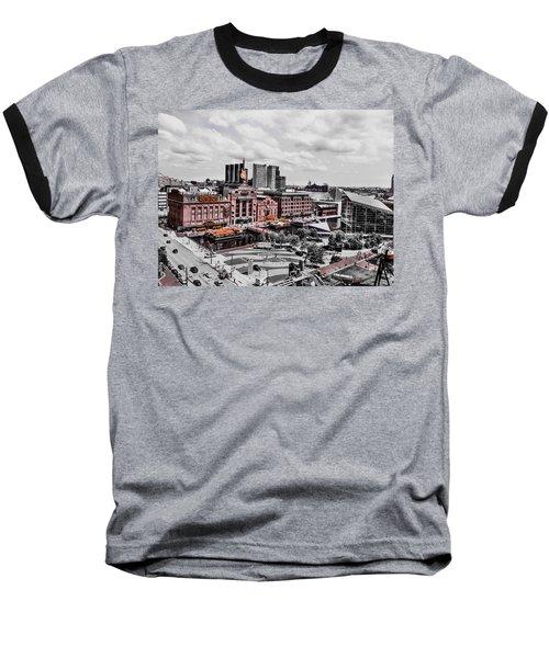 Baltimore Power Plant Baseball T-Shirt