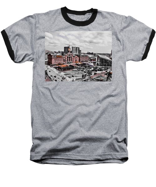 Baltimore Power Plant Baseball T-Shirt
