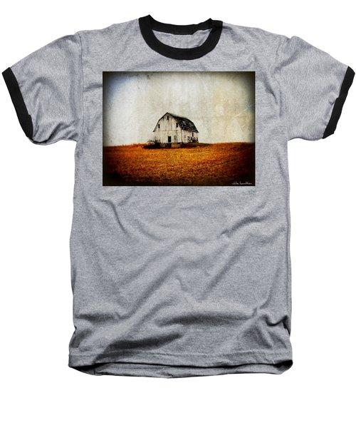 Barn On The Hill Baseball T-Shirt