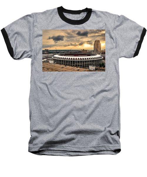 Beam Me Up Jack Baseball T-Shirt by Robert FERD Frank