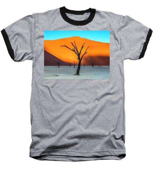 Beauty Lives Forever. Baseball T-Shirt